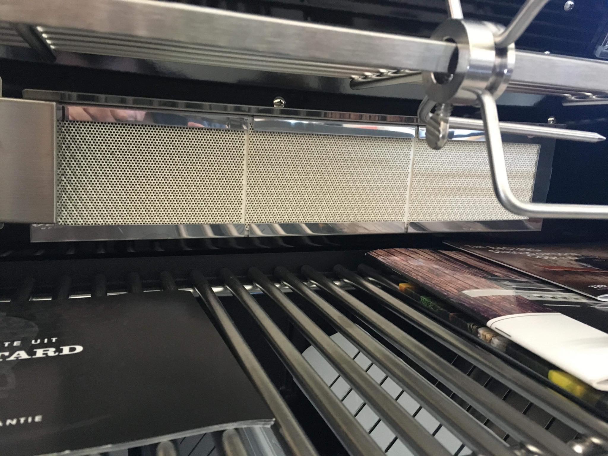 Gussbrenner Für Gasgrill : Broilchef paramount brenner gasgrill edelstahl modell u hot